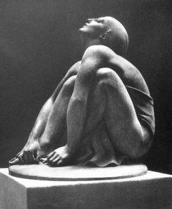 Fatigue sculpture