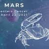 mars in cancer