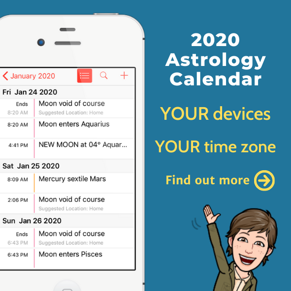 download Molly's 2020 astrology calendar