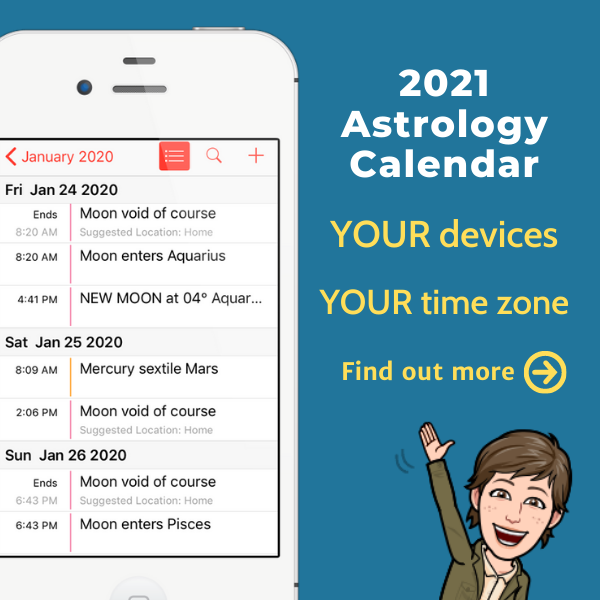 download Molly's 2020 astrology calendar
