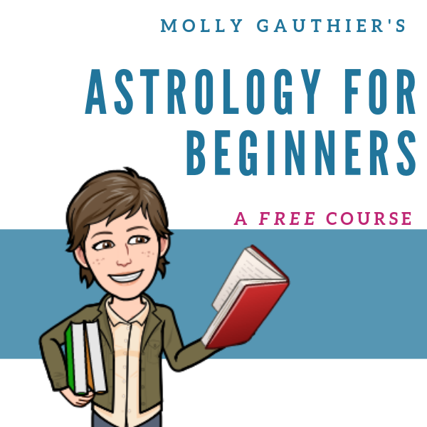 Free beginner course in astrology