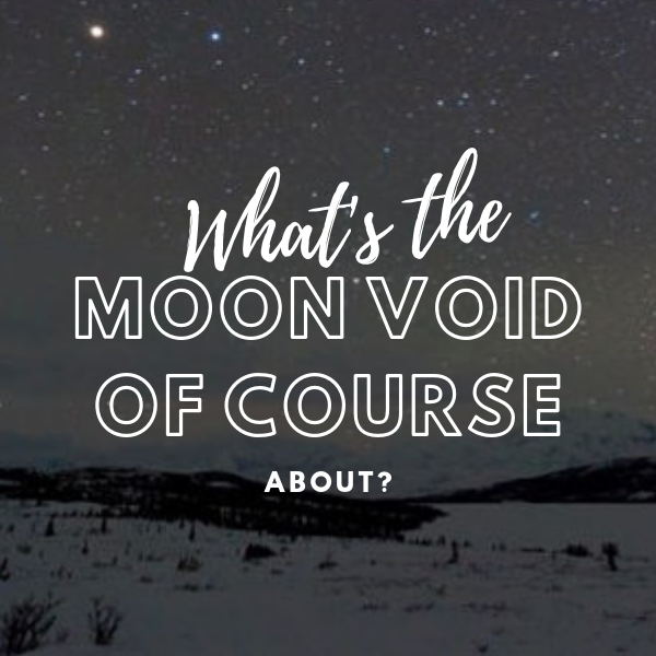 learn about the Moon void of course